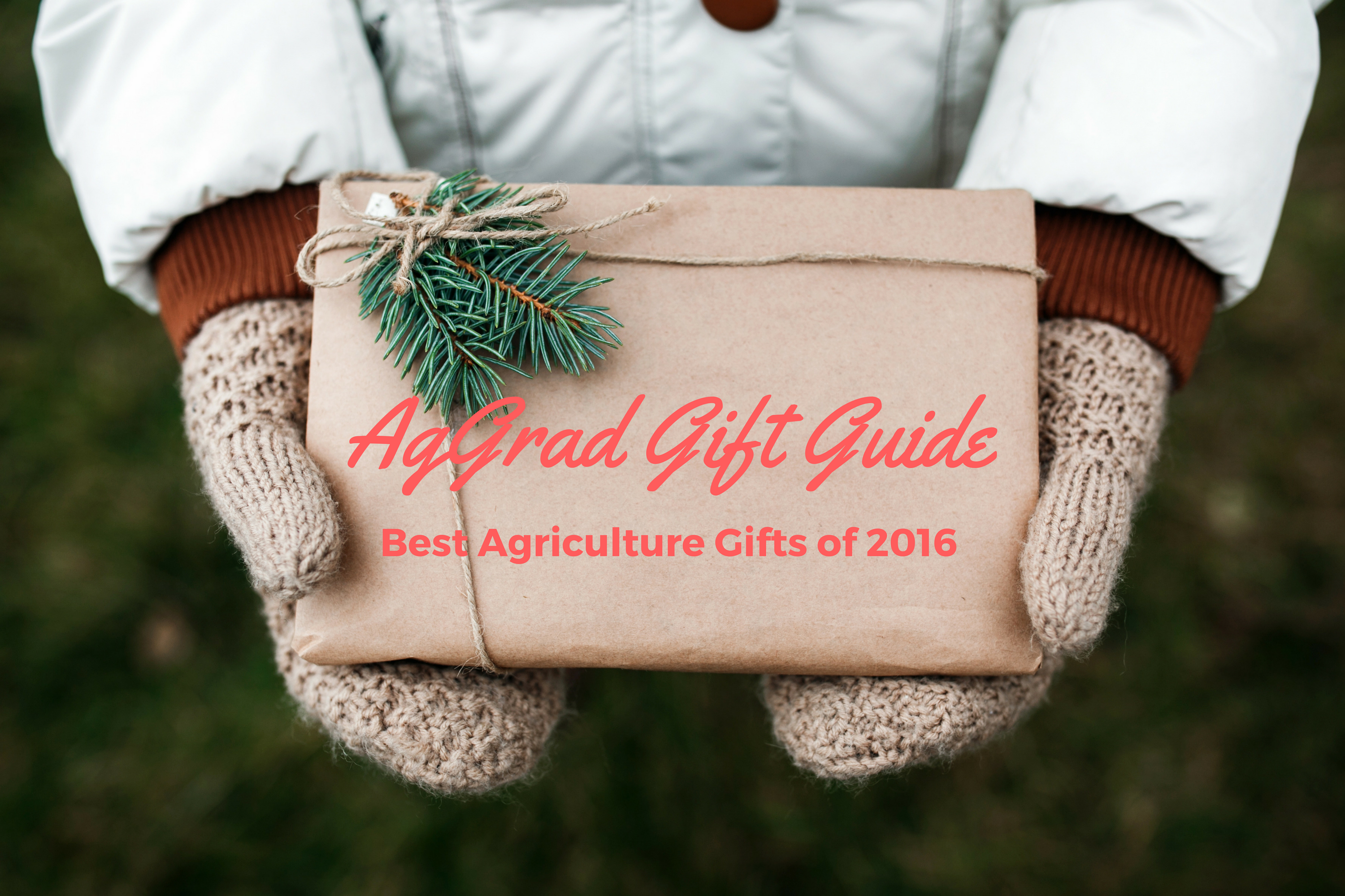 AgGrad Gift Guide
