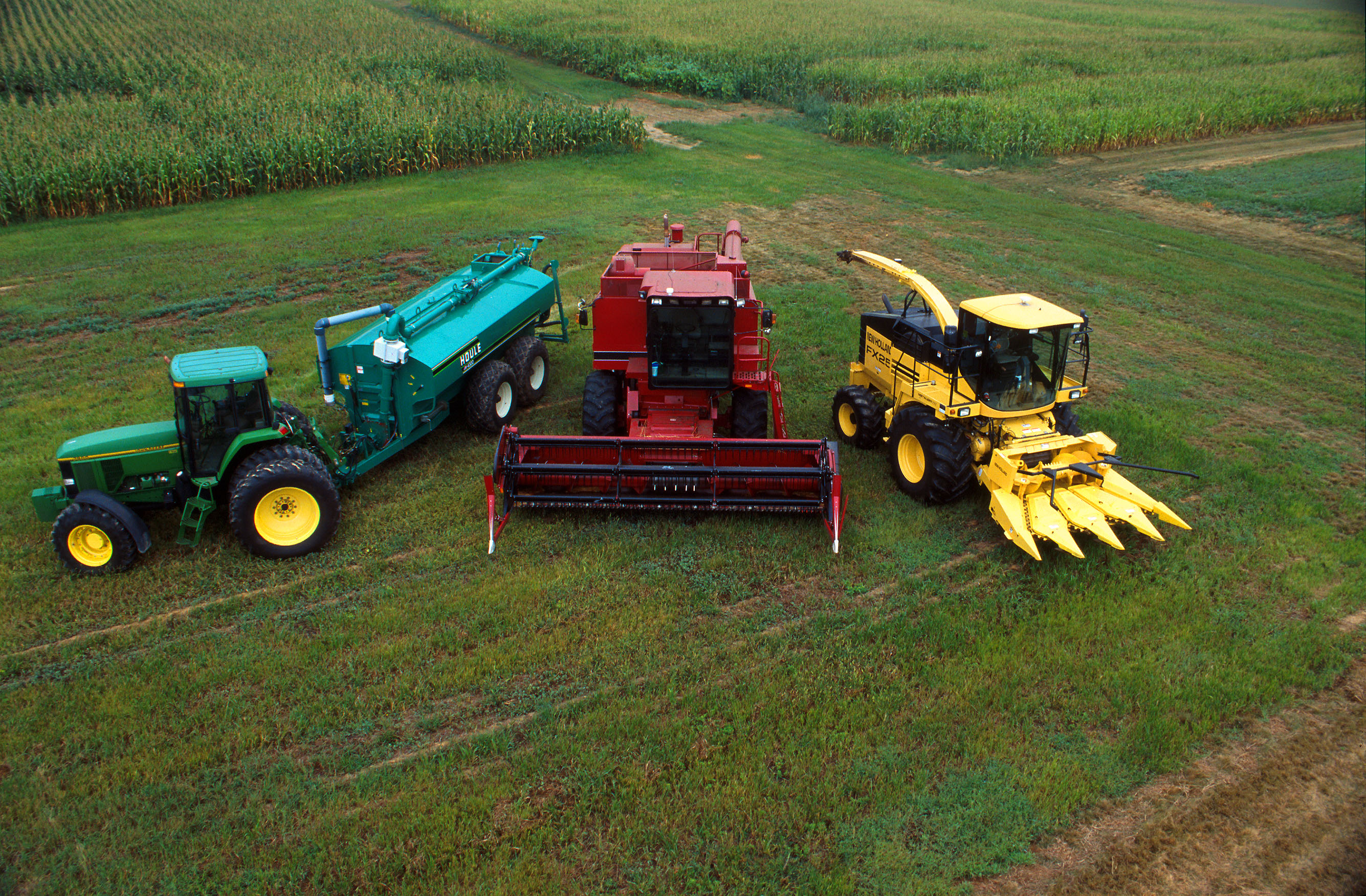 Agricultural Machinery And Equipment : Agricultural equipment sales career spotlight