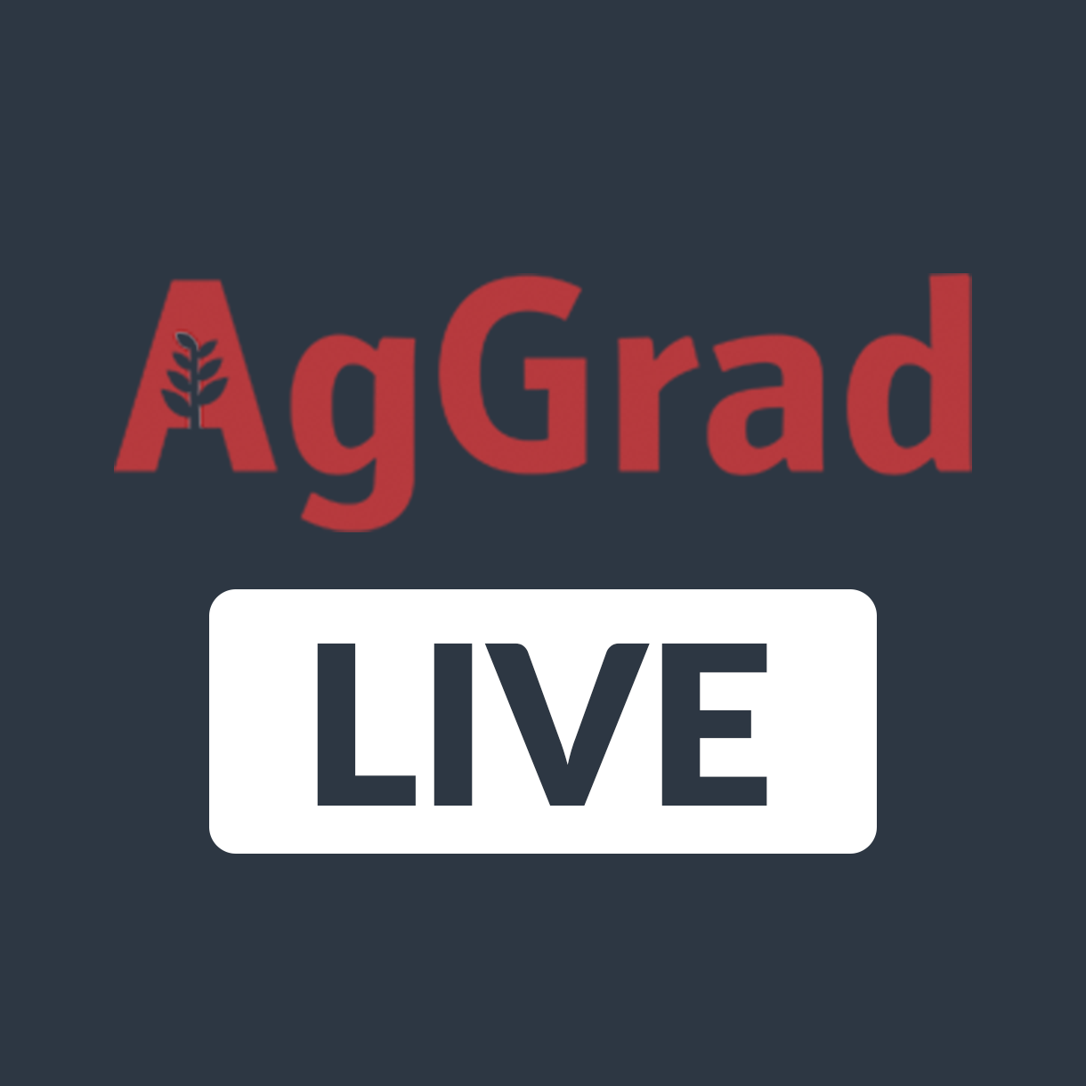 AgGrad Live Podcast 000: Welcome to AgGrad Live!